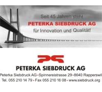 Peterka Siebdruck